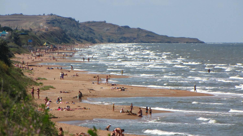 Пляж в цимлянске фото 2018 он залит